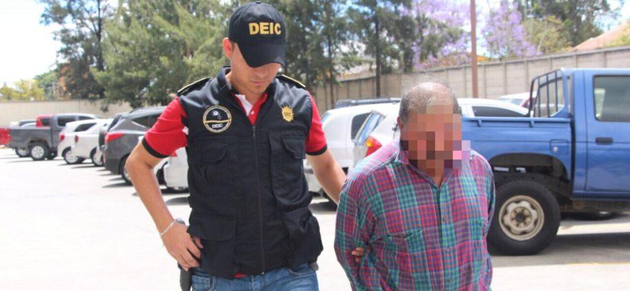 sexagenario capturado por violar a una menor de edad