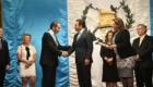 Condecoración a Embajador de Colombia
