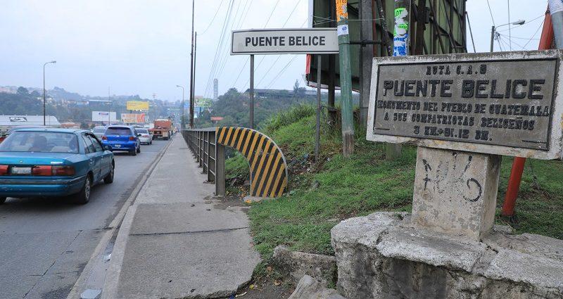 Cierre de Puente Belice