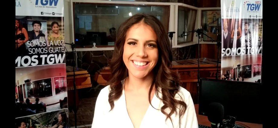 Fabiola Roudha en Radio TGW