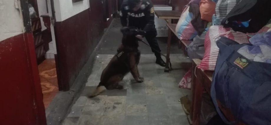 Requisa en cárcel de Pavón