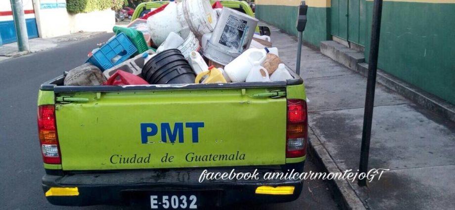 Aparta Parqueos Guatemala