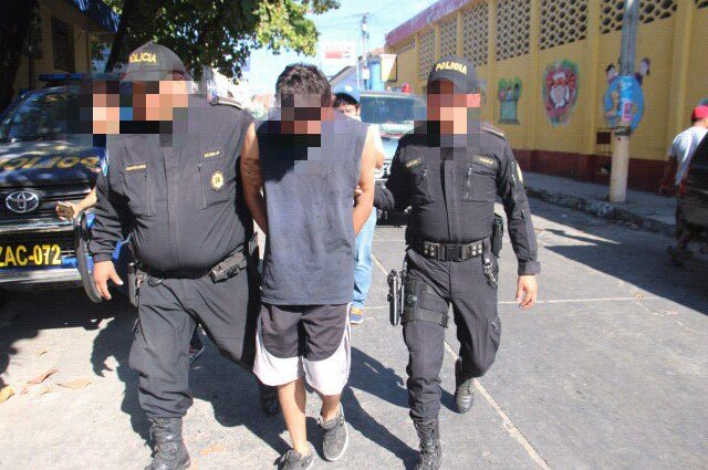 Capturado en Zacapa señalado de dispararle a pediatra