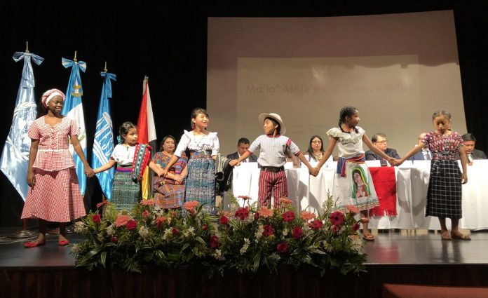 Se conmemora el día Internacional de la Lengua Materna