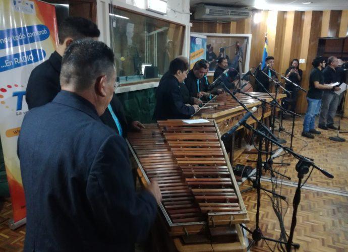 Marimba en Guatemala