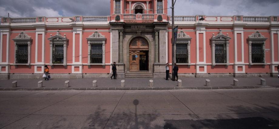 Tribunal Supremo Electoral Foto AGN