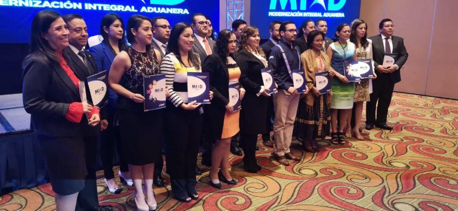 Lanzan Plan de Modernización Integral Aduanera en Guatemala