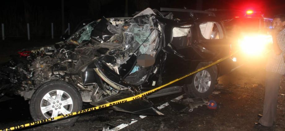 Fuerte-Accidente-en-Autopista-de-Palín-Escuintla,-Guatemala