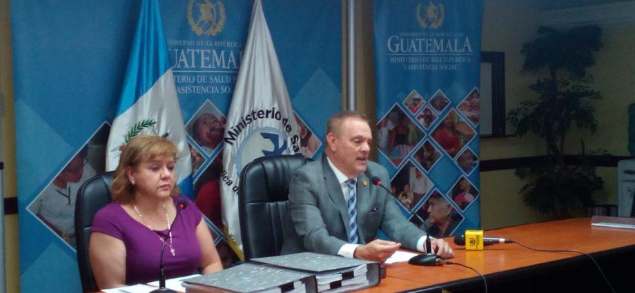 El Ministerio de Salud moderniza el sistema de Salud en Guatemala