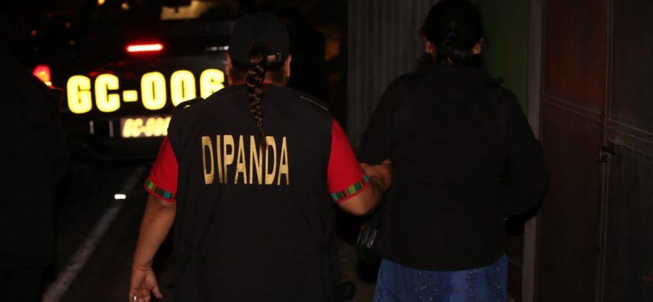 Allanamientos contra las extorsiones en Guatemala