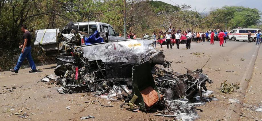 Accidente en show aéreo en autódromo Pedro Cofiño