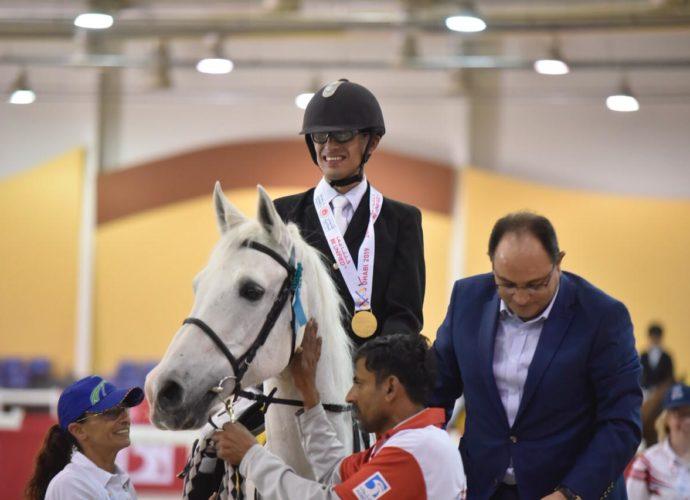 Guatemalteco gana el Oro en Juegos Mundiales de Verano de Olimpiadas Especiales – Abu Dhabi 2019