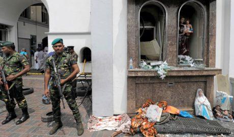 Ataques en Sri Lanka