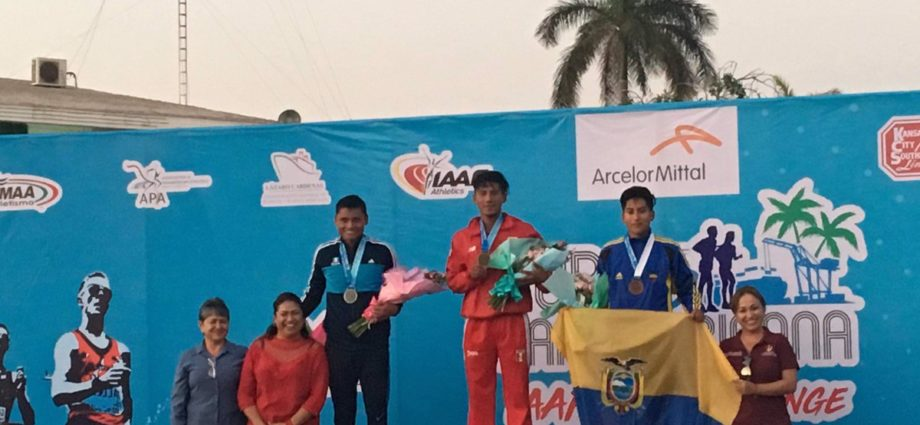 Atletas guatemaltecos ganan medallas de plata en México