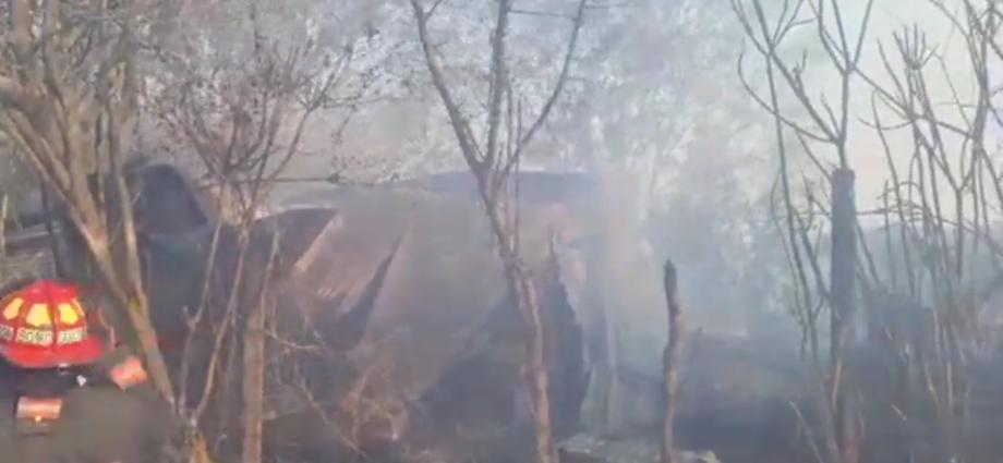incendio en carranza ciudad quetzal