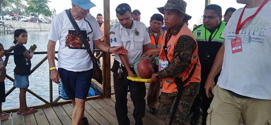 Ejército de Guatemala en Sinaprese 2019
