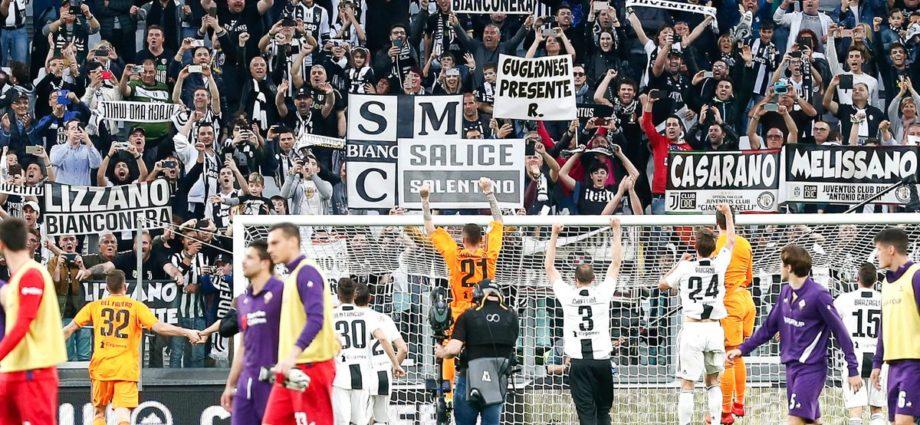 Juventus Campeón de Italia