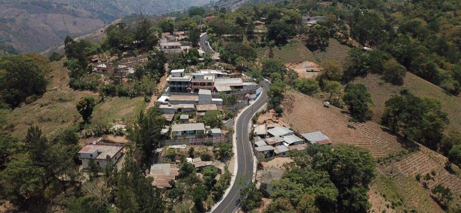 reposición de tramo carretero de san raymundo a chuarrancho