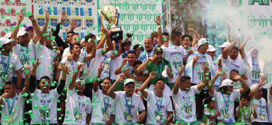 Campeón de Guatemala Antigua Guatemala