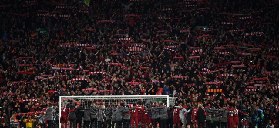Liverpool clasifica a la gran final de la Champions