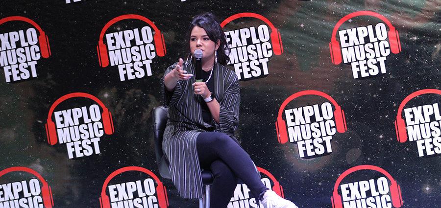 Dámaris Guerra en Explo Music Fest 2019