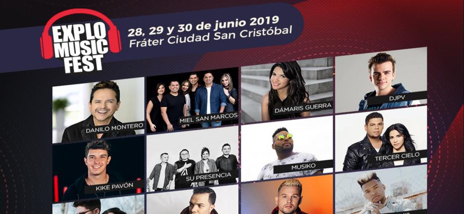 Explo Music Fest 2019 Guatemala