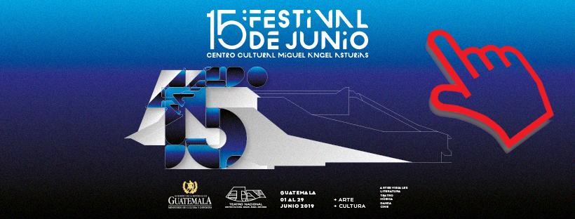Calendario del Festival de Junio 2019