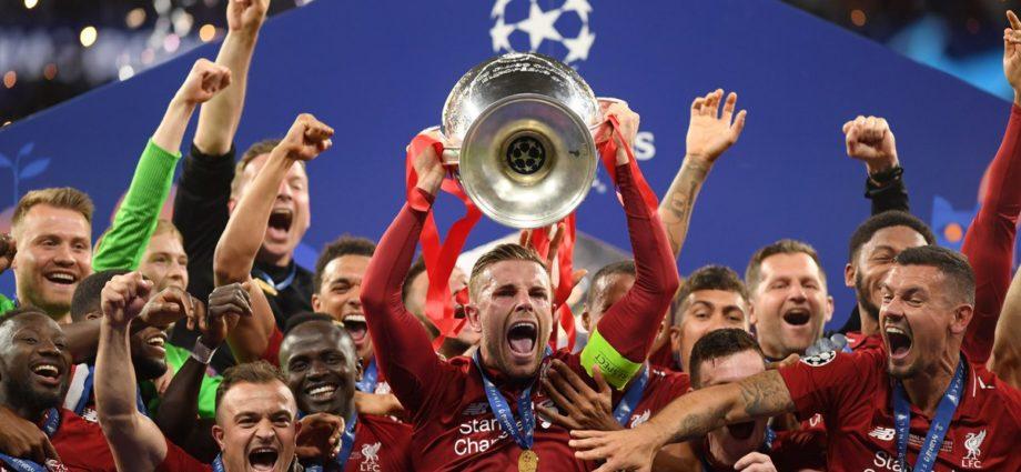 Liverpool Campeón de la Champions League 2019