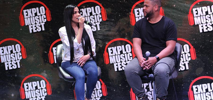 Tercer Cielo en Explo Music Fest 2019