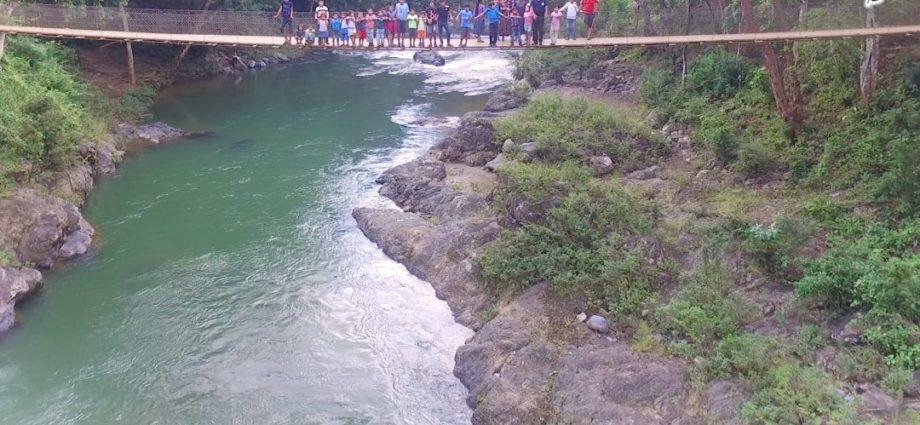 Cañón Seacacar El Estor Izabal