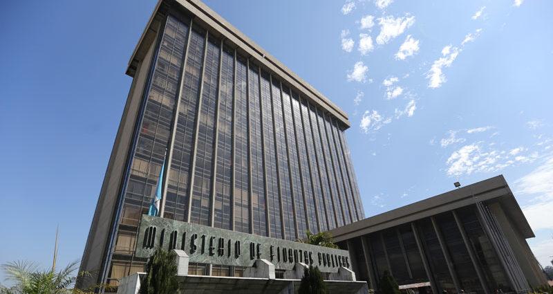Ministerio de Finanzas Guatemala