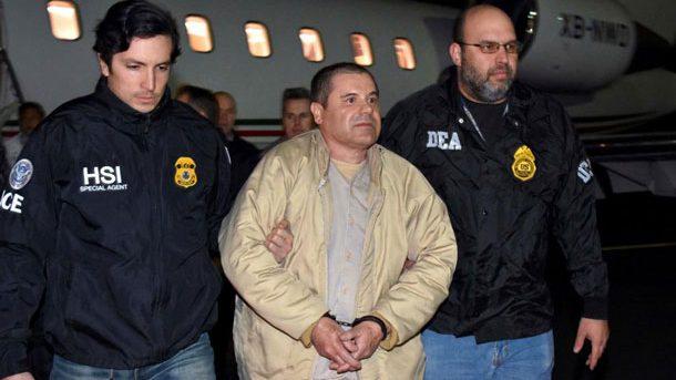 Chapo Guzmán sentenciado