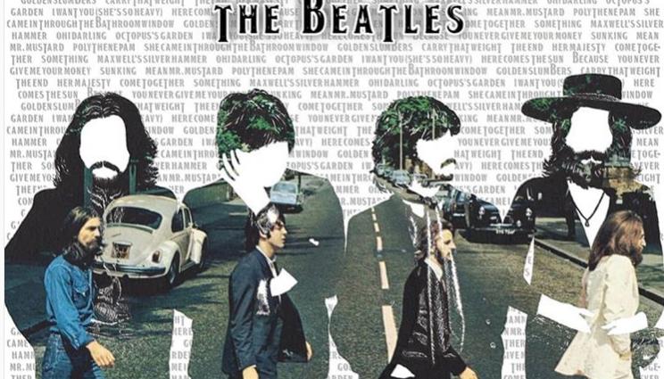 50 años de la icónica foto de los Beatles
