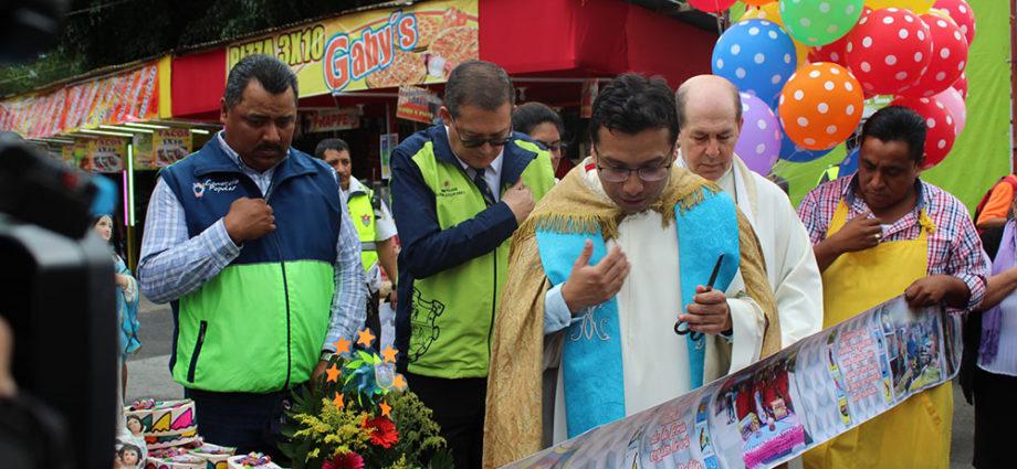 Inauguran la Feria de Jocotenango en Guatemala