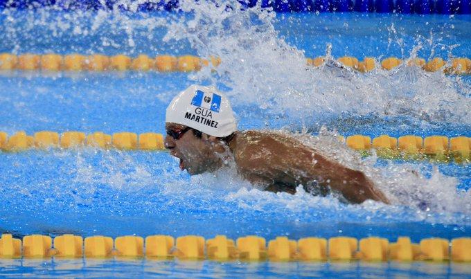 Luis Martínez rompe récord y obtiene plata en juegos panamericanos