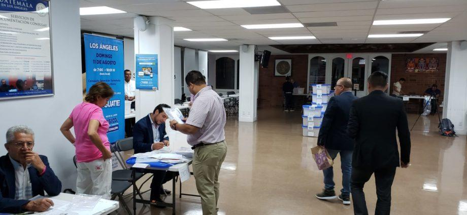 segunda vuelta de elecciones presidenciales en el extranjero