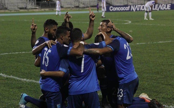 Guatemala vence a Puerto Rico